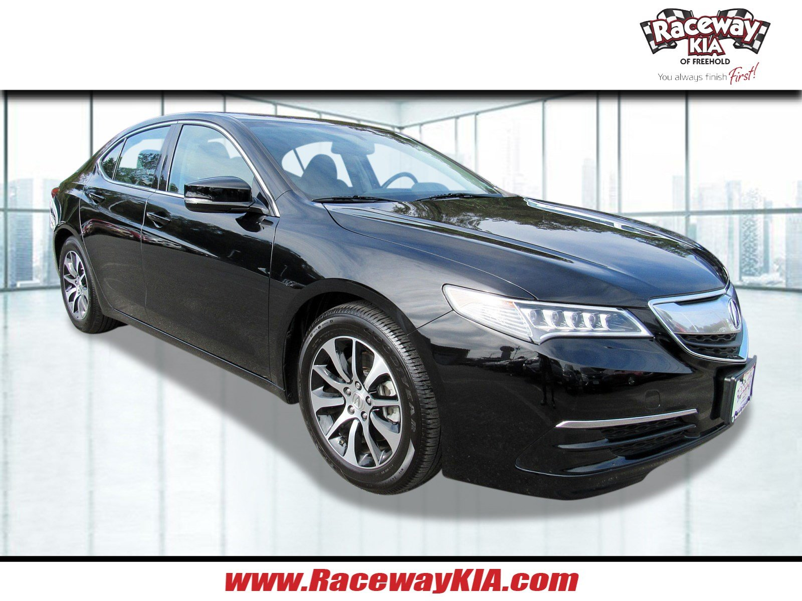 Pre Owned 2016 Acura TLX 2 4L 4dr Car in Freehold GA U