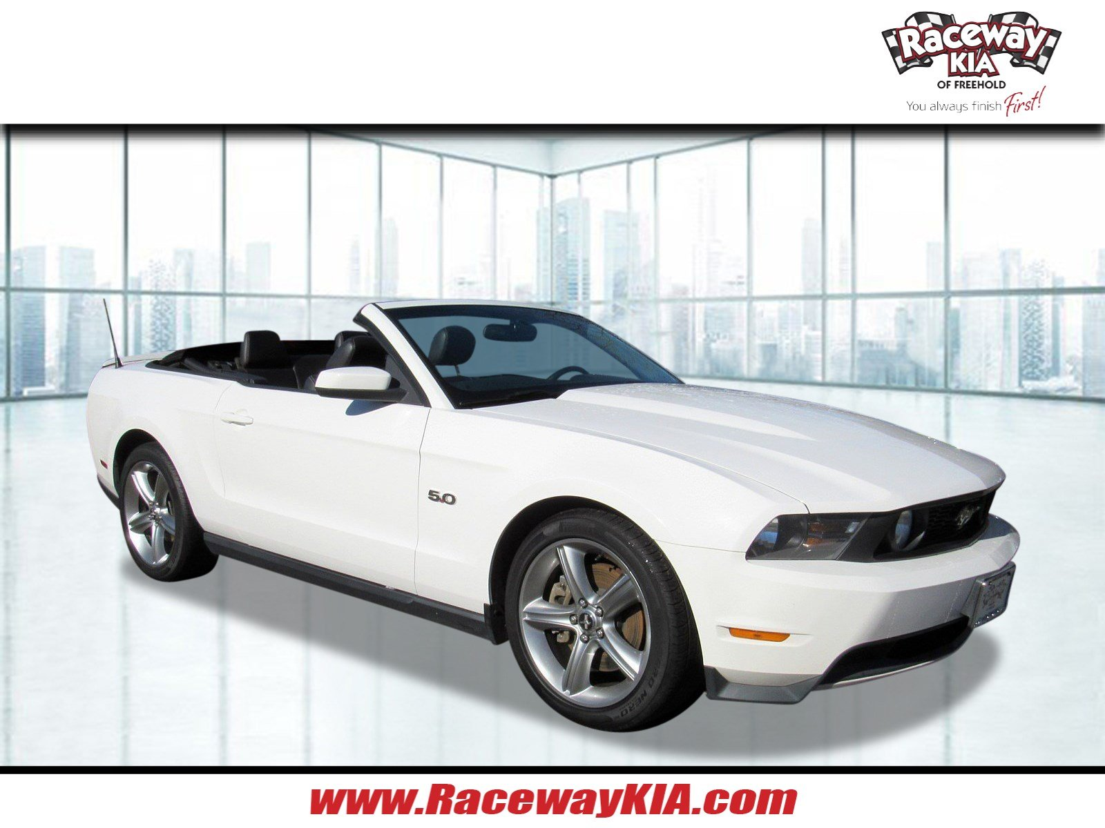 Pre owned 2011 ford mustang gt