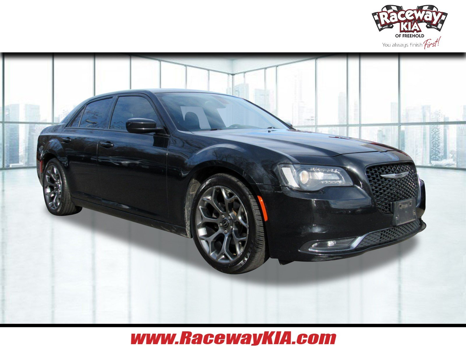 Pre-Owned 2015 Chrysler 300 300S