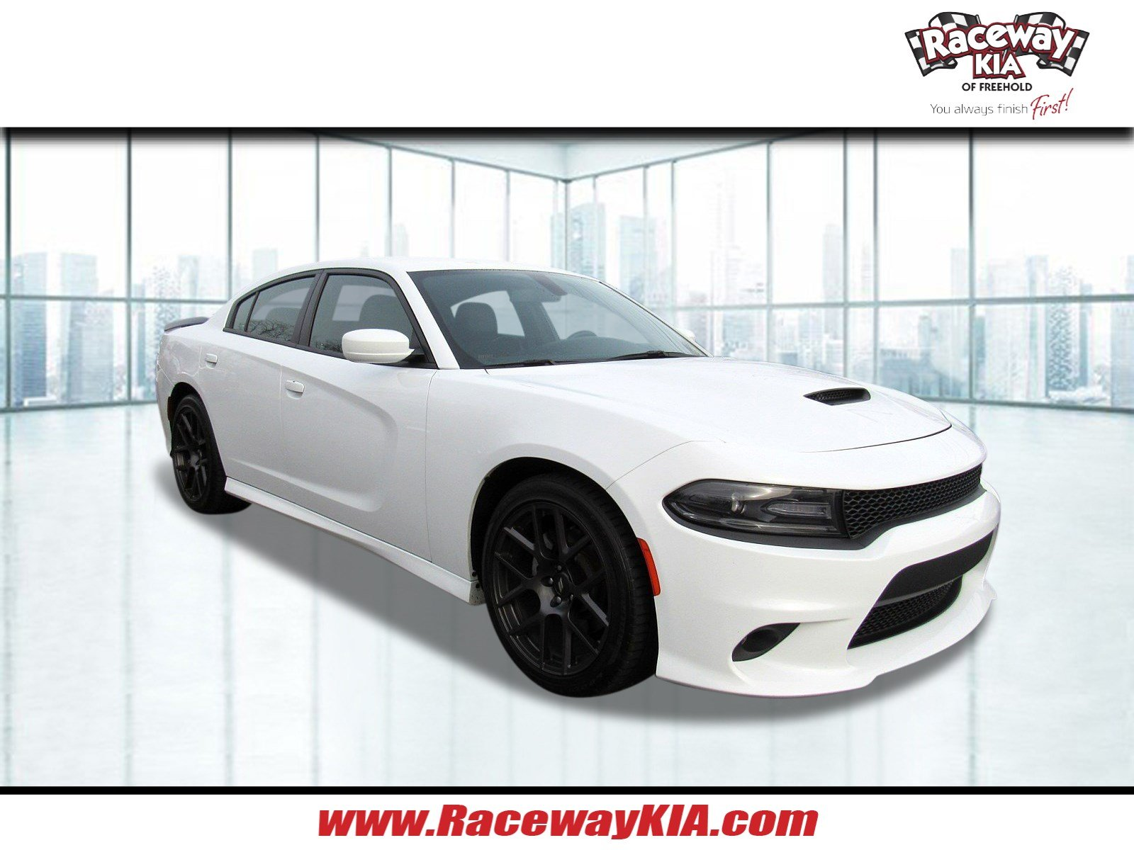 Pre-Owned 2017 Dodge Charger Daytona 340