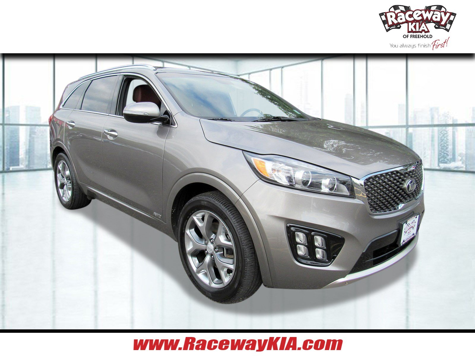 Certified Pre Owned 2016 Kia Sorento SXL Sport Utility in Freehold