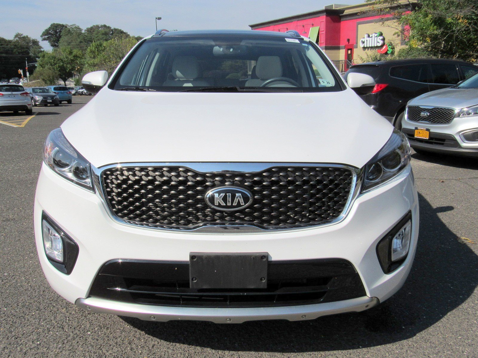 Certified Pre Owned 2016 Kia Sorento Sx Sport Utility In Freehold Front Trailer Hitch