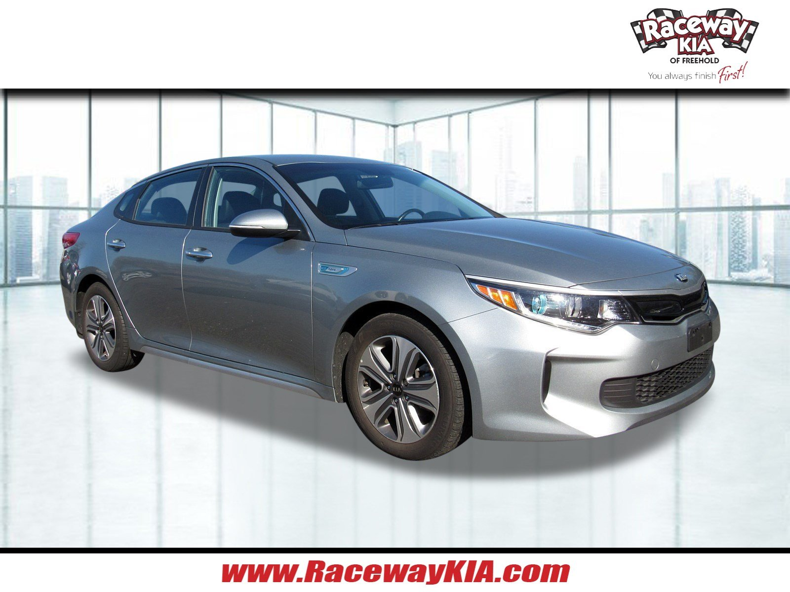 Pre Owned 2017 Kia Optima Hybrid Ex