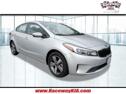 Certified Pre-Owned 2018 Kia Forte LX FWD 4dr Car