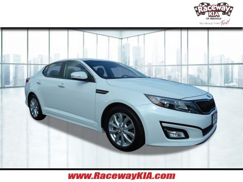 Certified Pre-Owned 2015 Kia Optima EX Front Wheel Drive 4dr Car