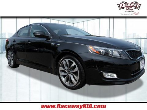 Pre-Owned 2015 Kia Optima SX Turbo