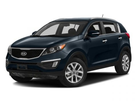 Certified Pre-Owned 2016 Kia Sportage LX AWD