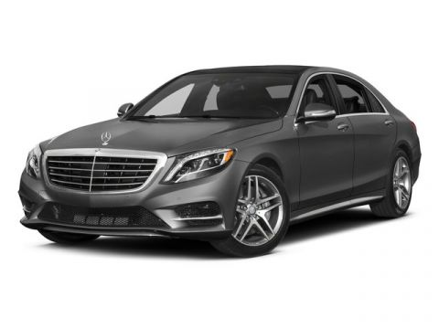 Used 2017 Mercedes Benz S Cl 550